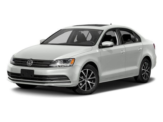 Pure White 2017 Volkswagen Jetta Pictures Jetta 1.4T S Auto photos front view