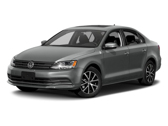 Platinum Gray Metallic 2017 Volkswagen Jetta Pictures Jetta 1.8T Sport Auto photos front view