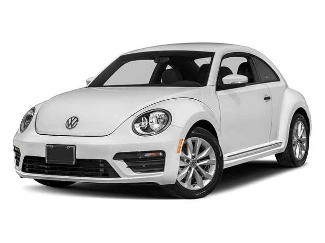 Pure White 2017 Volkswagen Beetle Pictures Beetle 1.8T Classic Auto photos front view