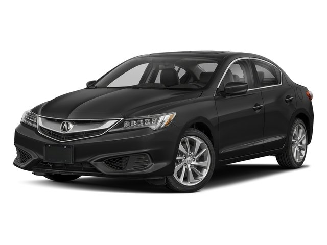 Crystal Black Pearl 2018 Acura ILX Pictures ILX Sedan photos front view