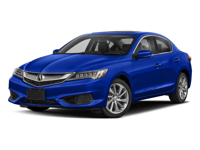 Catalina Blue Pearl 2018 Acura ILX Pictures ILX Sedan photos front view