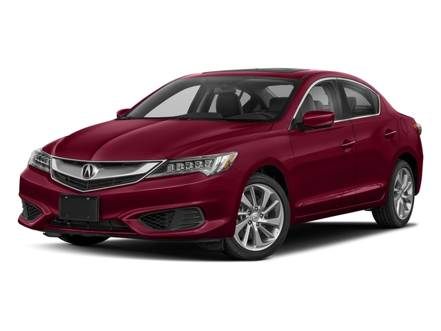 San Marino Red 2018 Acura ILX Pictures ILX Sedan photos front view