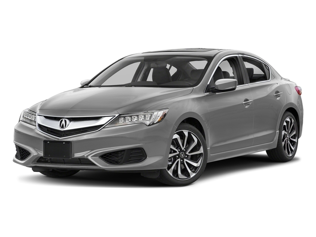 Lunar Silver Metallic 2018 Acura ILX Pictures ILX Special Edition Sedan photos front view