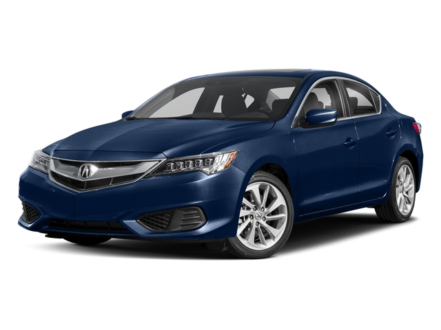 Catalina Blue Pearl 2018 Acura ILX Pictures ILX Sedan 4D Technology Plus photos front view