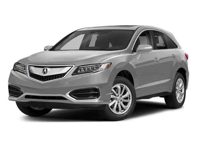 Lunar Silver Metallic 2018 Acura RDX Pictures RDX AWD w/Technology/AcuraWatch Plus Pkg photos front view