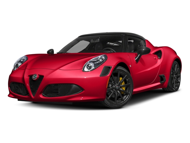 Rosso Alfa 2018 Alfa Romeo 4C Coupe Pictures 4C Coupe photos front view