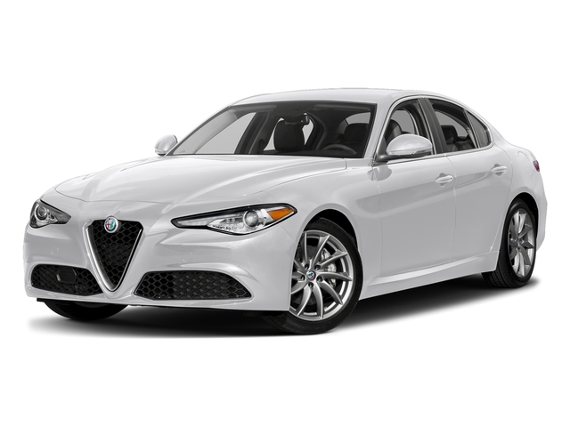 Trofeo White Tri-Coat 2018 Alfa Romeo Giulia Pictures Giulia Ti AWD photos front view