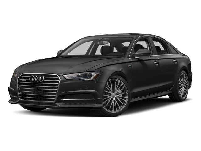 Mythos Black Metallic 2018 Audi A6 Pictures A6 2.0 TFSI Premium Plus FWD photos front view
