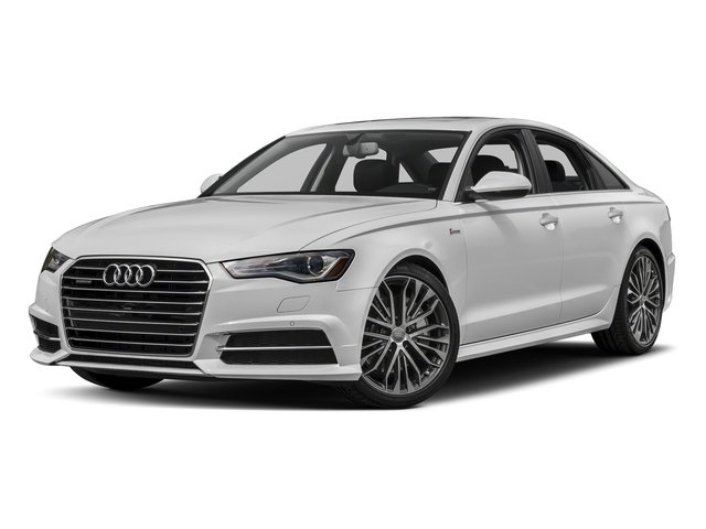 Glacier White Metallic 2018 Audi A6 Pictures A6 2.0 TFSI Premium Plus FWD photos front view