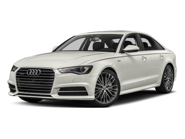 Ibis White 2018 Audi A6 Pictures A6 2.0 TFSI Premium Plus FWD photos front view