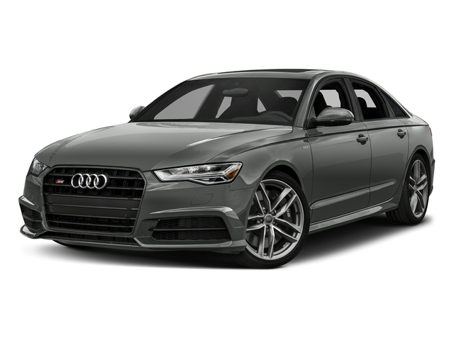 Daytona Gray Pearl Effect 2018 Audi S6 Pictures S6 4.0 TFSI Prestige photos front view