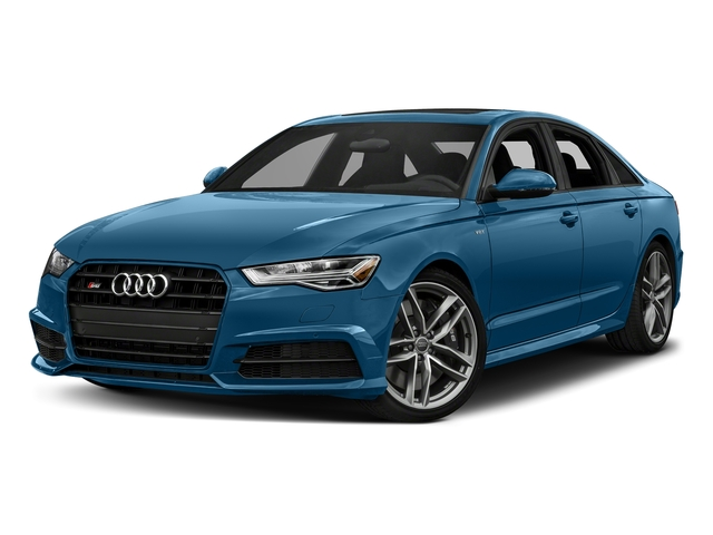 Sepang Blue Pearl Effect 2018 Audi S6 Pictures S6 4.0 TFSI Prestige photos front view