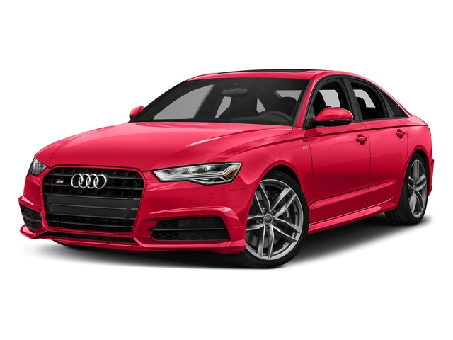 Misano Red Pearl Effect 2018 Audi S6 Pictures S6 Sedan 4D S6 Premium Plus AWD photos front view