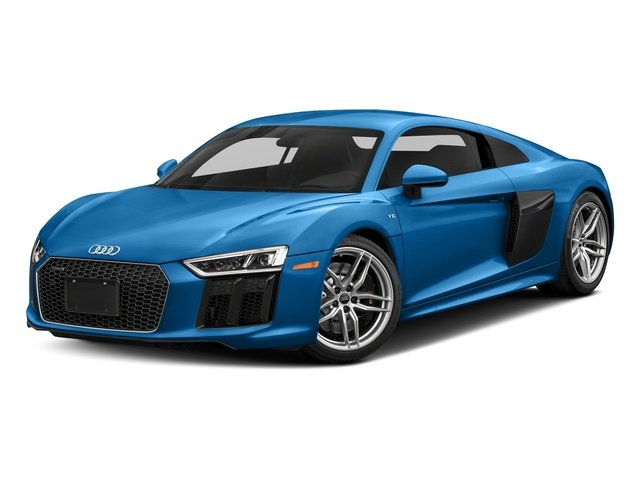 Ara Blue Crystal Effect 2018 Audi R8 Coupe Pictures R8 Coupe V10 quattro AWD photos front view