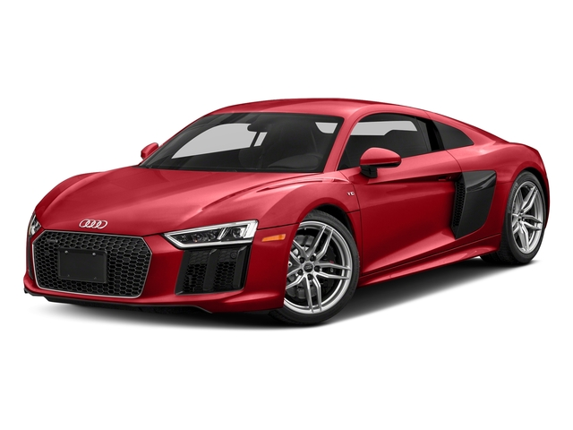 Tango Red Metallic 2018 Audi R8 Coupe Pictures R8 Coupe V10 quattro AWD photos front view