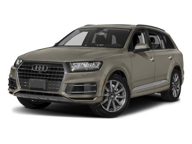 Cobra Beige Metallic 2018 Audi Q7 Pictures Q7 2.0 TFSI Premium photos front view