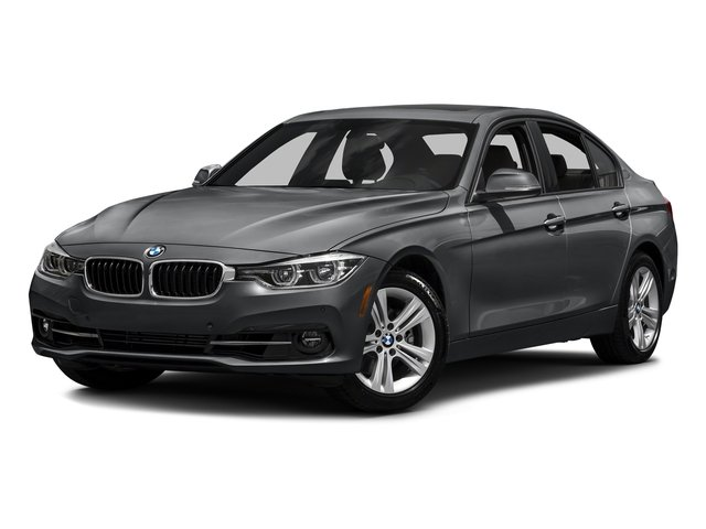 Mineral Gray Metallic 2018 BMW 3 Series Pictures 3 Series 330i xDrive Sedan photos front view