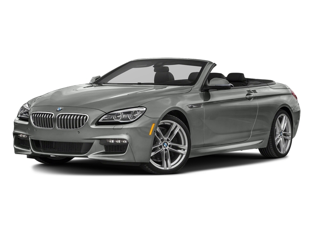 Space Gray Metallic 2018 BMW 6 Series Pictures 6 Series 650i xDrive Convertible photos front view