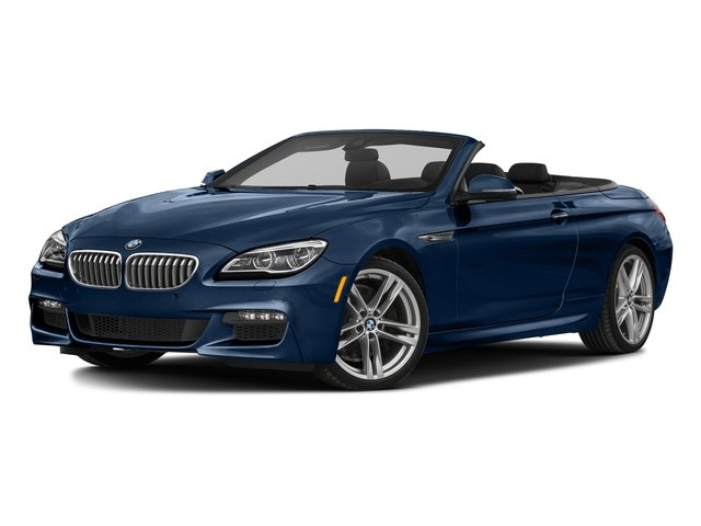 Mediterranean Blue Metallic 2018 BMW 6 Series Pictures 6 Series 650i xDrive Convertible photos front view