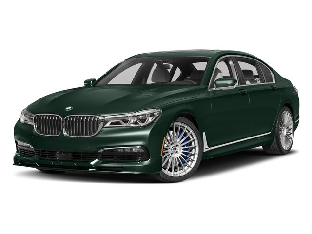 Alpina Green Metallic 2018 Bmw 7 Series Pictures B7 Xdrive Sedan Photos Front