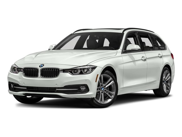 Alpine White 2018 BMW 3 Series Pictures 3 Series 328d xDrive Sports Wagon photos front view
