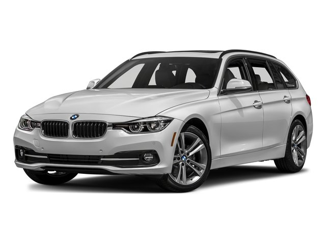 Mineral White Metallic 2018 BMW 3 Series Pictures 3 Series 328d xDrive Sports Wagon photos front view