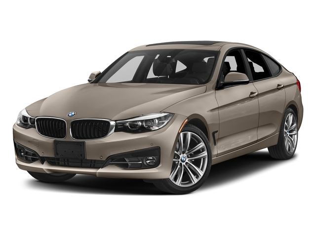 Kalahari Beige Metallic 2018 BMW 3 Series Pictures 3 Series 330i xDrive Gran Turismo photos front view