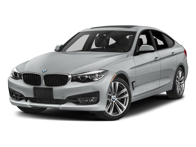 Glacier Silver Metallic 2018 BMW 3 Series Pictures 3 Series 330i xDrive Gran Turismo photos front view