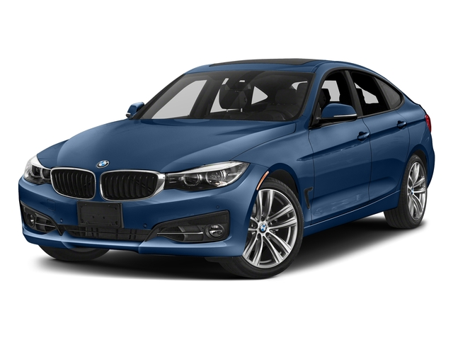 Estoril Blue Metallic 2018 BMW 3 Series Pictures 3 Series 330i xDrive Gran Turismo photos front view