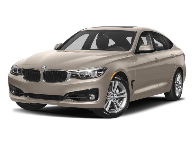 Kalahari Beige Metallic 2018 BMW 3 Series Pictures 3 Series 340i xDrive Gran Turismo photos front view