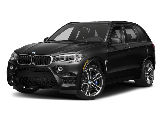 Black Sapphire Metallic 2018 BMW X5 M Pictures X5 M Utility 4D M AWD photos front view