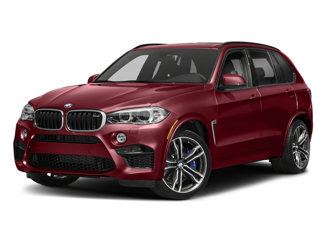 Melbourne Red Metallic 2018 BMW X5 M Pictures X5 M Utility 4D M AWD photos front view