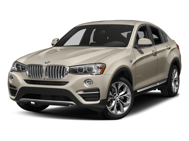 Mineral Silver Metallic 2018 BMW X4 Pictures X4 Utility 4D 28i AWD photos front view