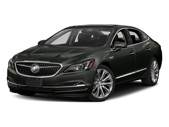 Dark Slate Metallic 2018 Buick LaCrosse Pictures LaCrosse 4dr Sdn Essence AWD photos front view