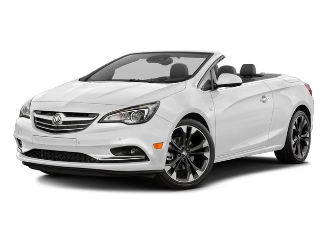 Summit White 2018 Buick Cascada Pictures Cascada 2dr Conv Sport Touring photos front view