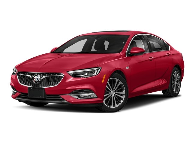 Sport Red 2018 Buick Regal Sportback Pictures Regal Sportback 4dr Sdn GS AWD photos front view