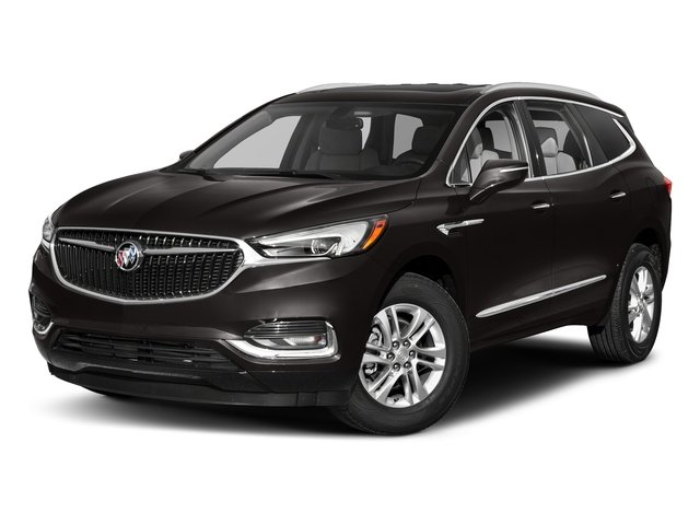 Ebony Twilight Metallic 2018 Buick Enclave Pictures Enclave FWD 4dr Avenir photos front view