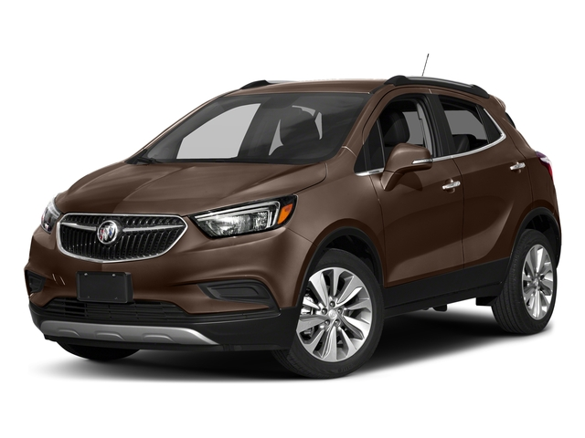Coppertino Metallic 2018 Buick Encore Pictures Encore AWD 4dr Sport Touring photos front view