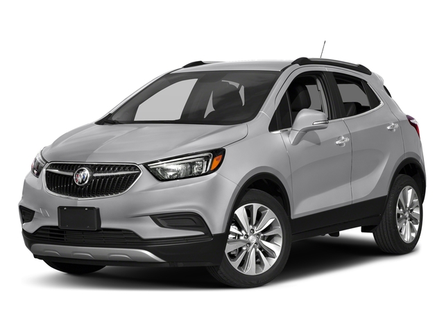 Quicksilver Metallic 2018 Buick Encore Pictures Encore AWD 4dr Sport Touring photos front view