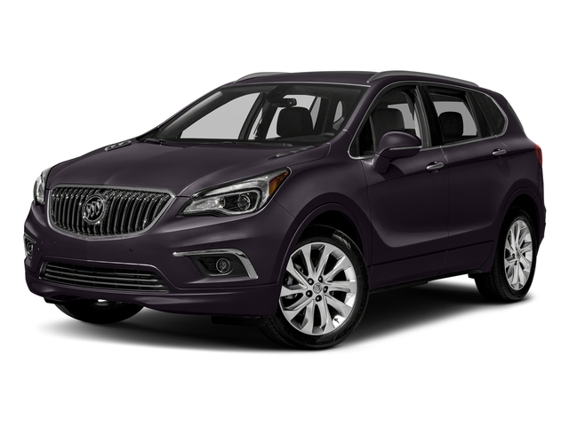 Midnight Amethyst Metallic 2018 Buick Envision Pictures Envision AWD 4dr Premium II photos front view