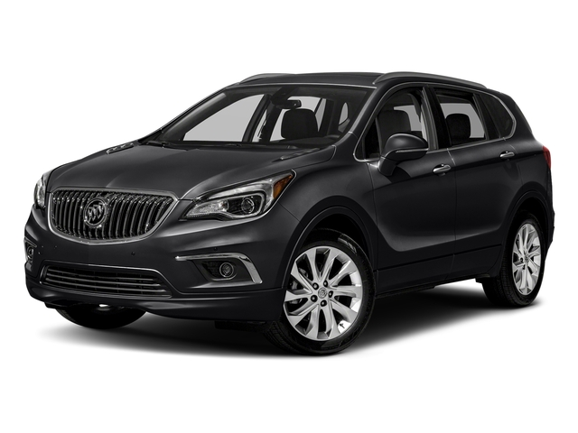 Ebony Twilight Metallic 2018 Buick Envision Pictures Envision AWD 4dr Premium II photos front view