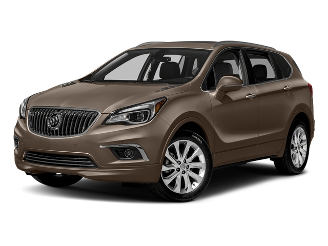 Bronze Alloy Metallic 2018 Buick Envision Pictures Envision AWD 4dr Premium II photos front view