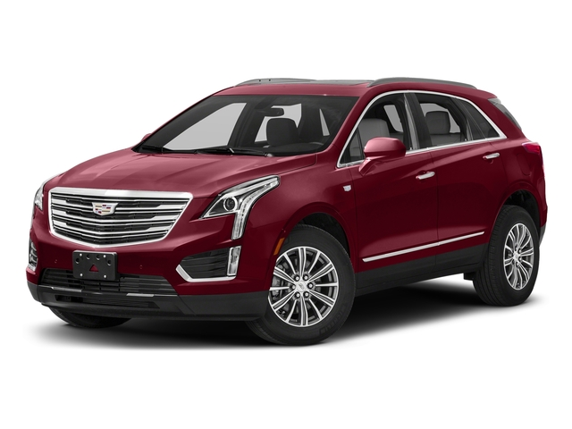Red Passion Tintcoat 2018 Cadillac XT5 Pictures XT5 Utility 4D Luxury AWD V6 photos front view