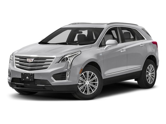 Radiant Silver Metallic 2018 Cadillac XT5 Pictures XT5 Utility 4D Luxury AWD V6 photos front view