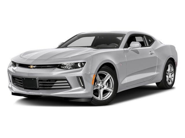 Silver Ice Metallic 2018 Chevrolet Camaro Pictures Camaro 2dr Cpe LT w/2LT photos front view