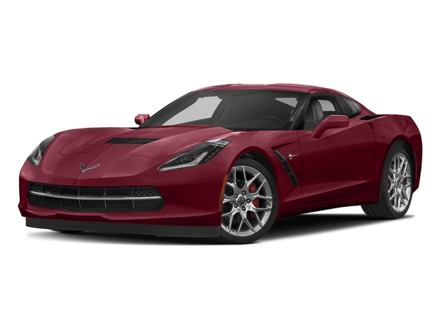 Long Beach Red Metallic Tintcoat 2018 Chevrolet Corvette Pictures Corvette 2dr Stingray Cpe w/2LT photos front view