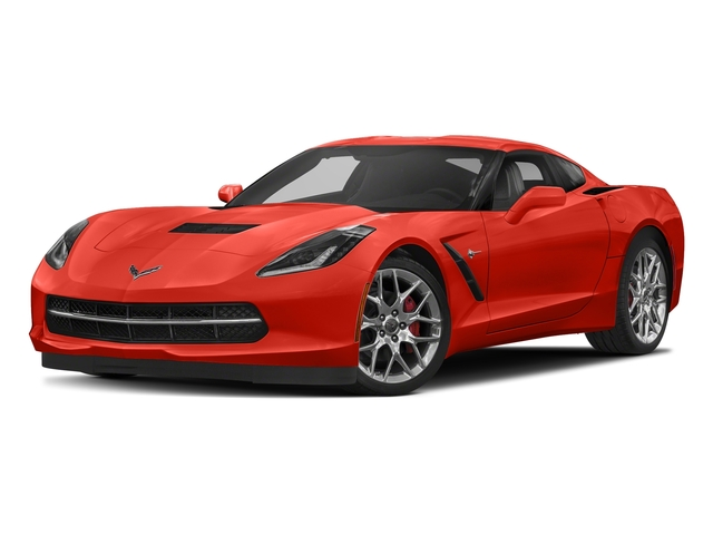 Sebring Orange Tintcoat 2018 Chevrolet Corvette Pictures Corvette 2dr Stingray Cpe w/2LT photos front view