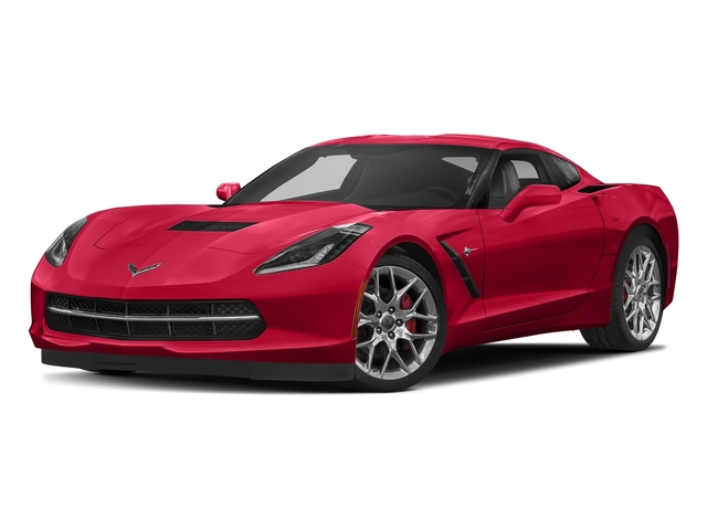 Torch Red 2018 Chevrolet Corvette Pictures Corvette 2dr Stingray Cpe w/2LT photos front view
