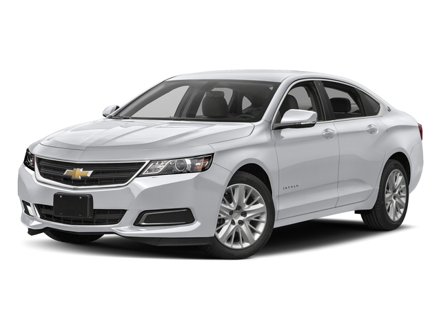 Silver Ice Metallic 2018 Chevrolet Impala Pictures Impala 4dr Sdn LS w/1FL photos front view