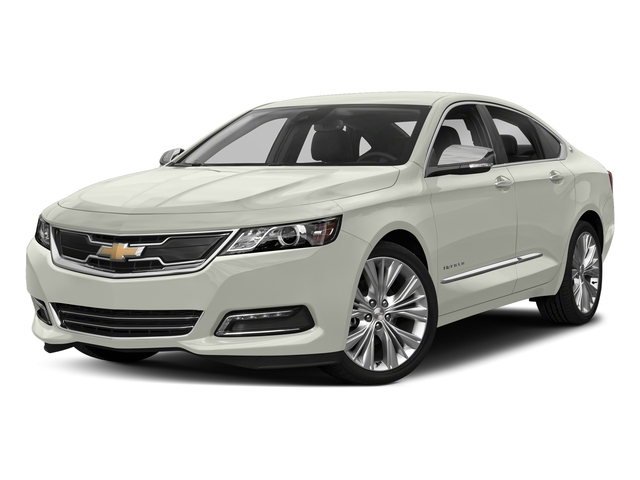 Iridescent Pearl Tricoat 2018 Chevrolet Impala Pictures Impala 4dr Sdn Premier w/2LZ photos front view